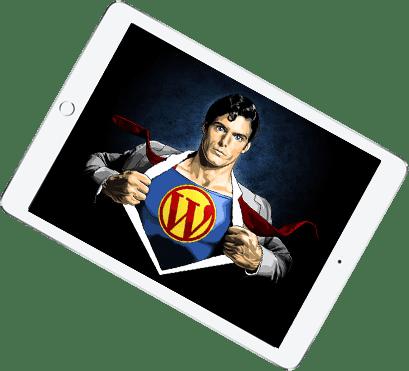 μαθήματα WordPress